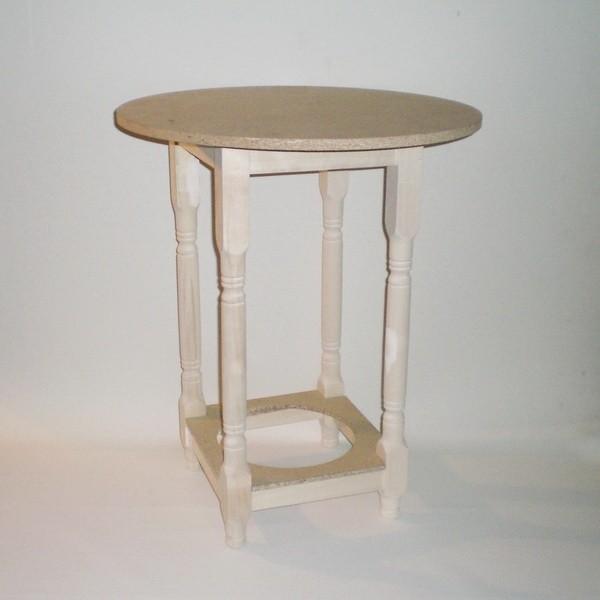 Comprar mesa camilla de 60 cm en cesteriagretel com - Mesas camillas redondas ...