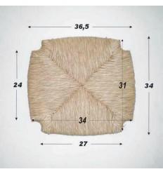 Repuesto de enea con forma N-4