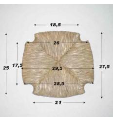 Repuesto de enea con forma N-5