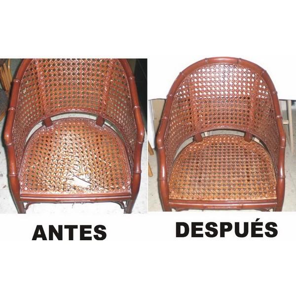 Comprar reparaci n de rejilla y mimbre en cesteriagretel com - Reparacion de sillas de rejilla ...