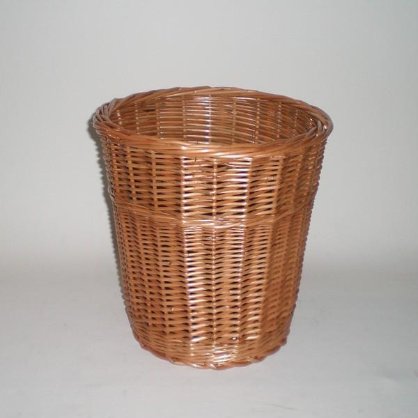 Comprar cesto de mimbre papelera en cesteriagretel com - Cestos de minbre ...