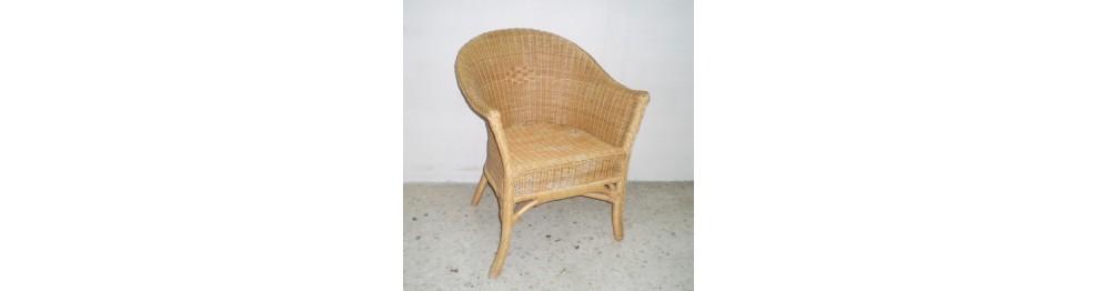 Mueble de mimbre y ca a cesteria gretel for Muebles de cana y mimbre
