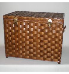 Baúl madera de 80 cm