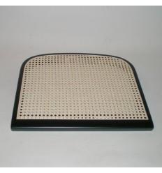 Repuesto de asiento de rejilla color negro