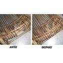 Reparación de rejilla y mimbre