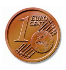 1 céntimo