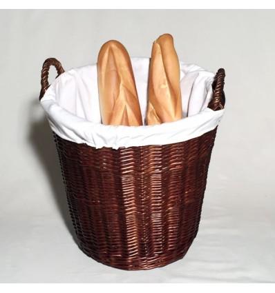Cesto redondo para pan