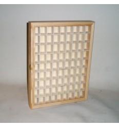 Caja para miniaturas o dedales colección