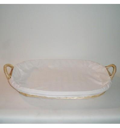 Bandeja oval para ropa de plancha