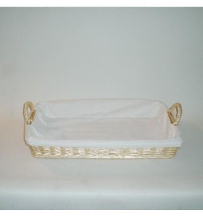 Bandeja rectangular pequeña para ropa de plancha