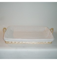 Bandeja rectangular para ropa de plancha
